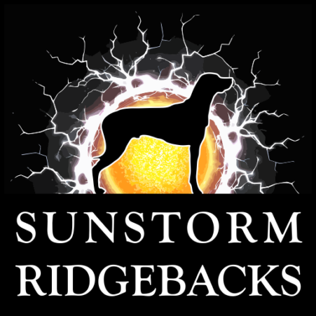 Sunstorm Ridgebacks logo